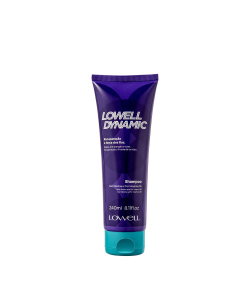 Lowell Dynamic Shampoo 240ml
