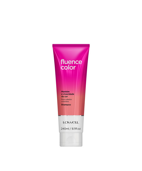 Lowell Fluence Color Shampoo 240ml