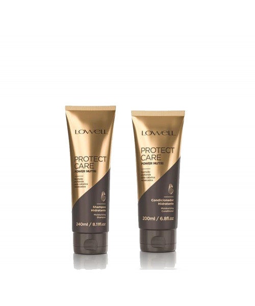 Lowell Protect Care Power Nutri Kit Duo