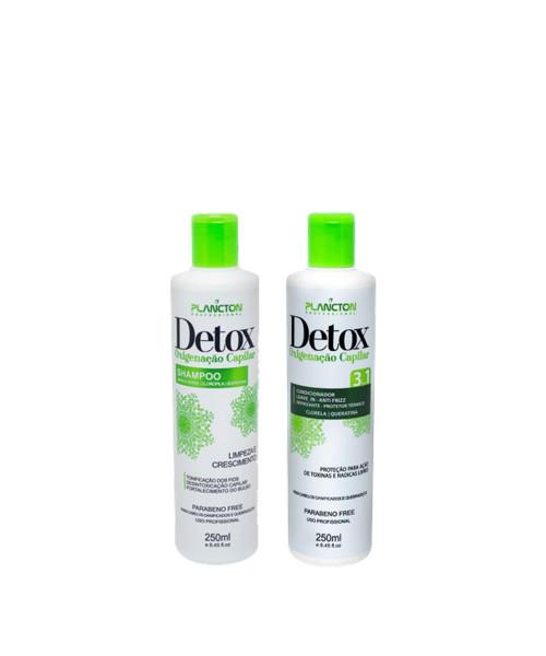 Plancton Detox Kit Duo (2x250ml)