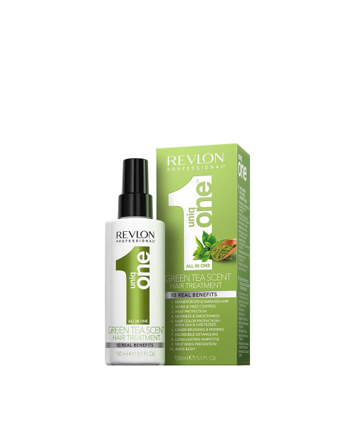 Revlon Professional Uniq One All In One Green Tea Scent Leave-in 150ml