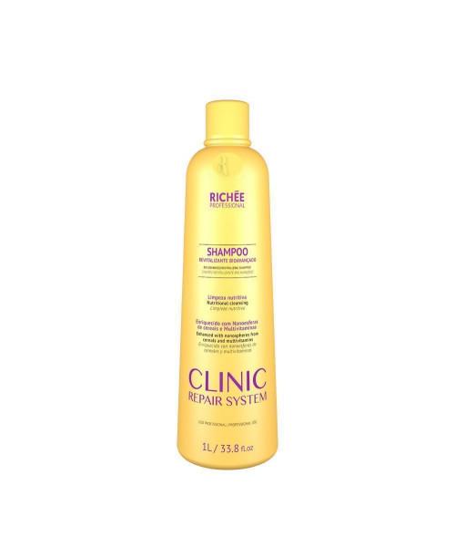 Richée Clinic Repair System Shampoo Revitalizante 1L