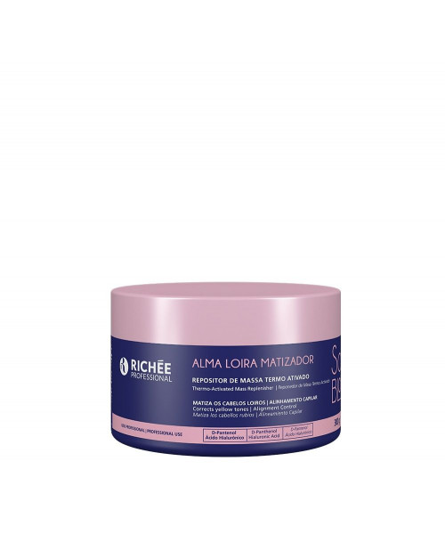 Richée Soul Blond Repositor de Massa 300g