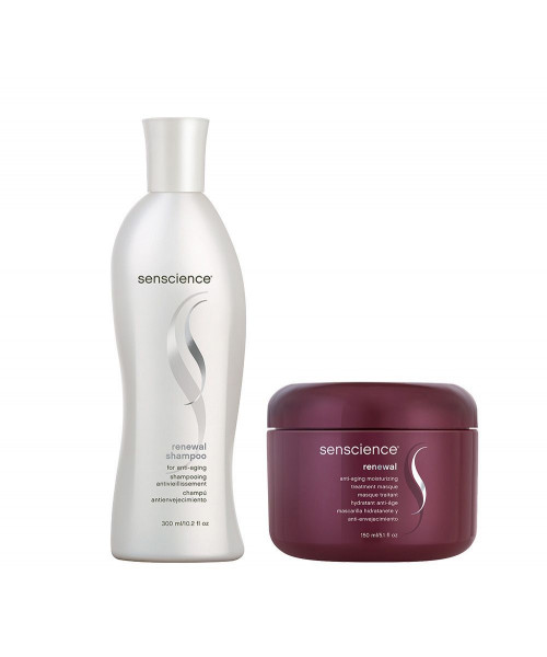 Senscience Renewal Anti-Aging Kit Tratamento