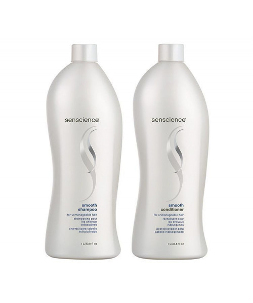 Senscience Smooth Kit Duo Profissional (2x1L)
