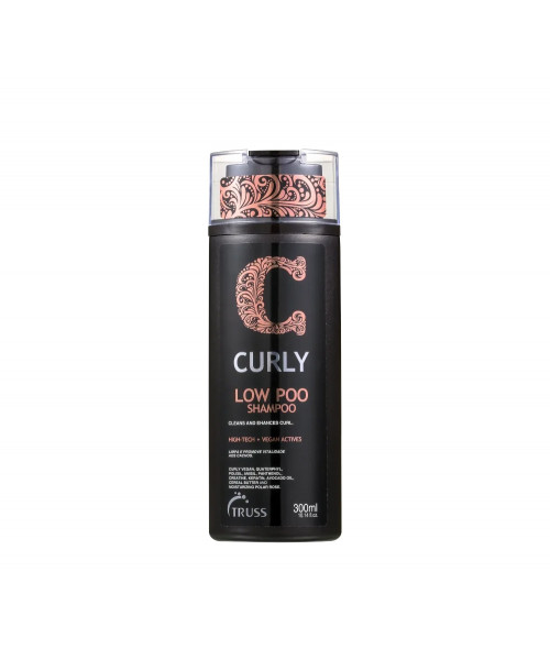 Truss Curly Low Poo Shampoo 300ml