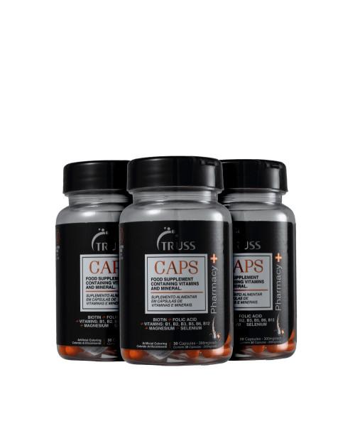 Truss Pharmacy+ Caps 90 Days (3x300mg)