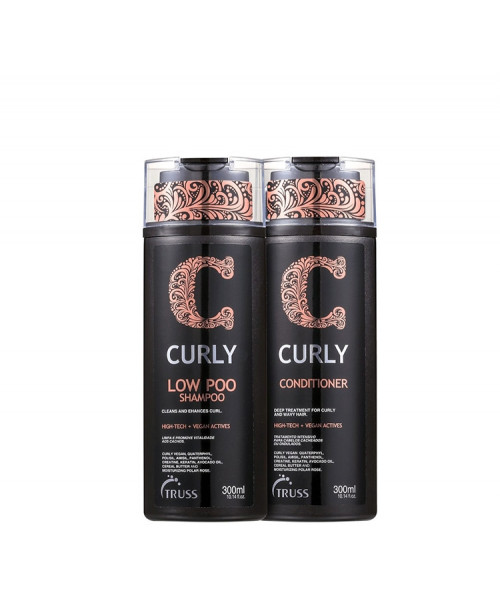 Truss Curly Kit Duo (2x300ml)