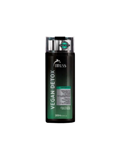 Truss Vegan Detox Shampoo 300ml