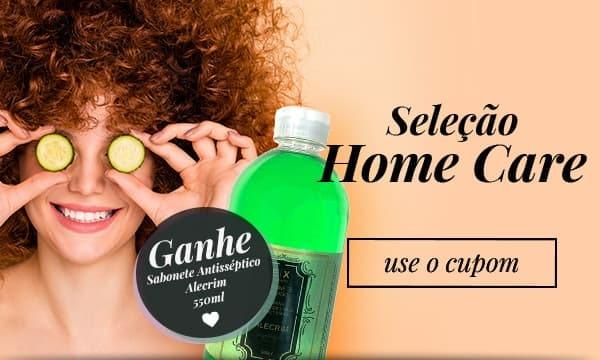 Seleção Home Care com brinde exclusivo